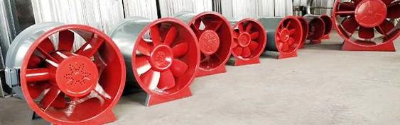 通风排烟体系中3C消防排烟风机联动操控设计!